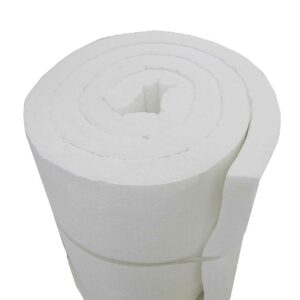 Bông gốm ceramic chống cháy dạng cuộn