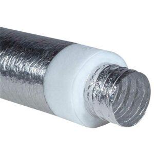 ống gió mềm bảo ôn polyester