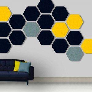 Tấm Tiêu Âm Tường Remak® Acoustic Sonic Limbus Wall
